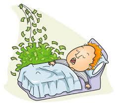 در خواب پول دربیاورید